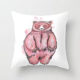 Smokey Bear Throw Pillow