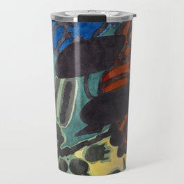 Underwater Beauty Travel Mug