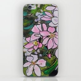 Blushing Blossoms iPhone Skin