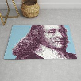 Blaise Pascal Rug