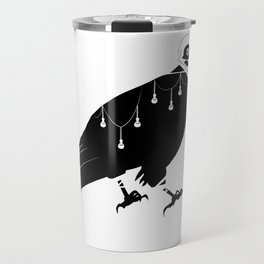 Bird Bulb Travel Mug