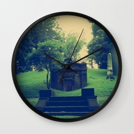 Her Secrets Were Buried With Her Wall Clock