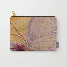 Little mirror butterfly | Petit Miroir papillon Carry-All Pouch