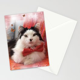 The Oreo Cat: Spring Stationery Cards