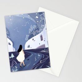 To Where I belong Stationery Cards