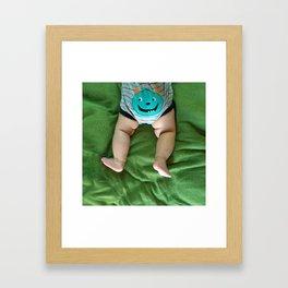 Drumsticks & Rolls Framed Art Print