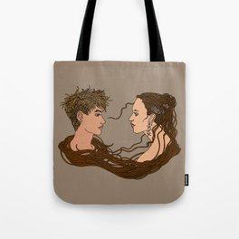 Romantic Entanglement  Tote Bag
