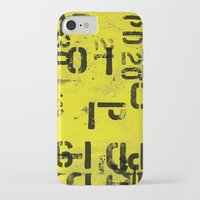 code iPhone & iPod Cases featuring Code by ayarti
