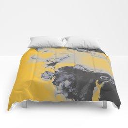 Lellow Comforters