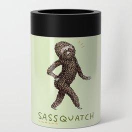 Sassquatch Can Cooler