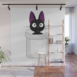 Pocket Jiji! Wall Mural