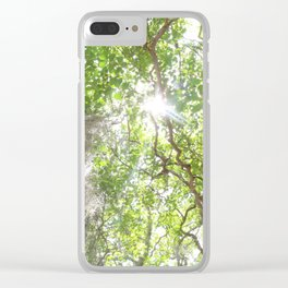 Charleston Moss Clear iPhone Case