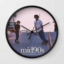 mid90s Wall Clock
