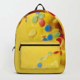 Colorful Donut Backpack
