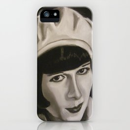 Lovely Louise iPhone Case