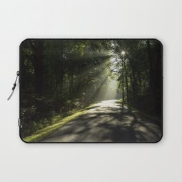 Forest Morning 2 Laptop Sleeve
