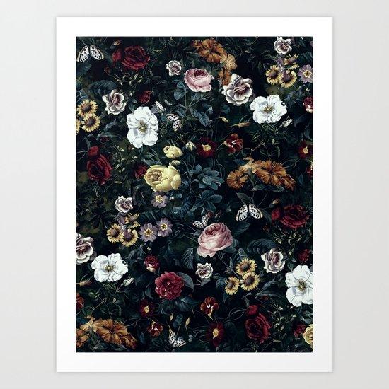 Botanical Garden V Art Print