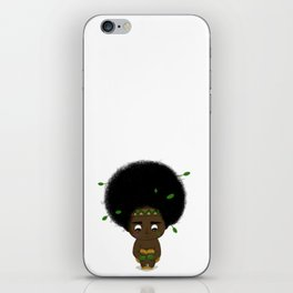 Let's  Go Planting iPhone Skin