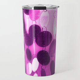 GLAM CIRCLES #Pink #1 Travel Mug