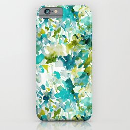 Local Color (Teal) iPhone Case