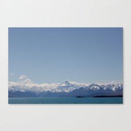 Aoraki Canvas Print