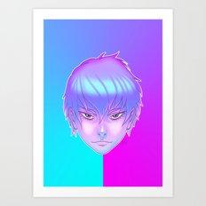 Liar Art Print