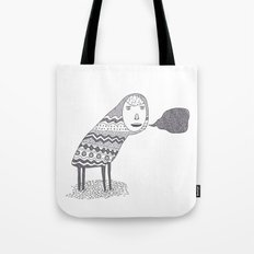 (A Wuggie) Tote Bag