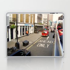 Ahead only Laptop & iPad Skin