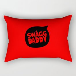 swag daddy style new 2018 case covers sticker stickers cute art popular Rectangular Pillow