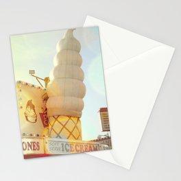 Ice Cream - Soft Served Stationery Cards