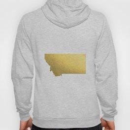 Montana State Printable Art Montana Art Printable Montana Map Printable Faux Gold Foil Printable Wal Hoody