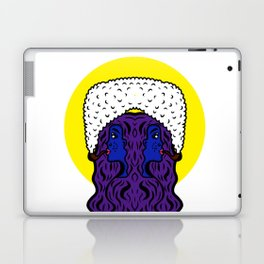 Gemini Goddesses Laptop & iPad Skin
