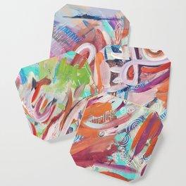 Love Grafitti Coaster