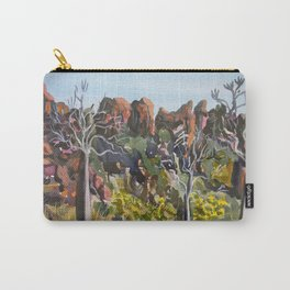 Off Tunnel Creek Road Carry-All Pouch