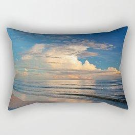 Of Sea and Cloud Rectangular Pillow