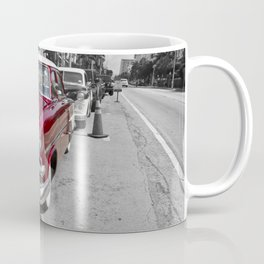 Old red Ford Coffee Mug