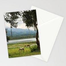 Honduras - A quiet Wednesday Stationery Cards
