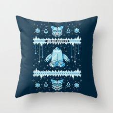 Such an Ice Sweater: Ho-Ho-Hoenn Throw Pillow
