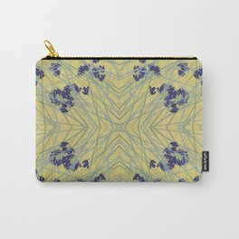 Smoke Tree Blooming Carry-All Pouch