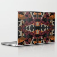 mirror Laptop & iPad Skins featuring Mirror by Leandro Pita