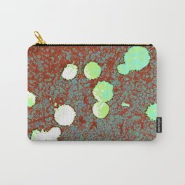 Enchanted Flowers Carry-All Pouch