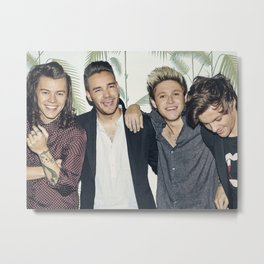 One direction Drag me down Metal Print