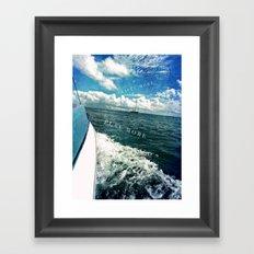 travel more, play more Framed Art Print