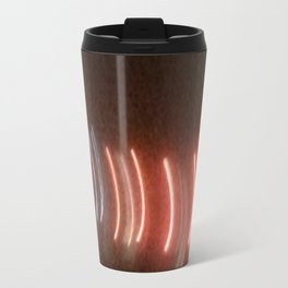 Abstracte Light Art in the Dark 21 Travel Mug