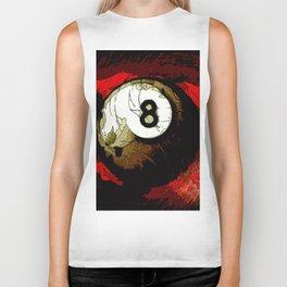 ball 8 Biker Tank