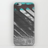 stockholm iPhone & iPod Skins featuring Stockholm by FABIAN•SMITH