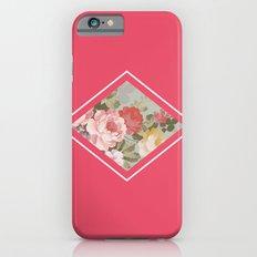 Floribus Adamantino iPhone 6s Slim Case
