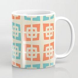 Mid Century Modern Abstract Pattern 821 Coffee Mug
