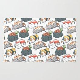 Sushi Cats Rug