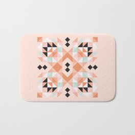 Flamingo Deco Bath Mat
